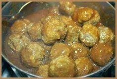Vegan Meatballs and Mushroom Gravy