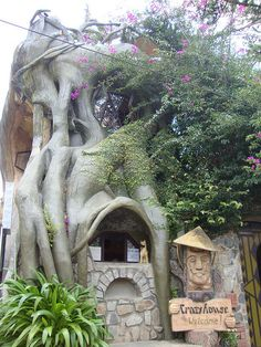 Welcome To Crazy House, Dalat, Vietnam