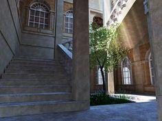 Lindelokse: Architect and Fractal Designer | Vray