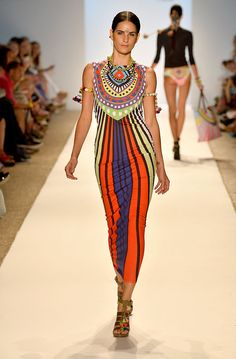 Mercedes Benz fashion week Swim 2014 Miami Florida - Mara Hoffman   Galería de fotos 21 de 34   Vogue México