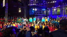 Boston Children's Chorus Performance