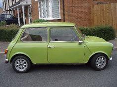 Mini Cooper 1000