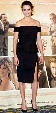 04/13/12: #PenelopeCruz worked the sexy silhouette of her not-so-basic black design. #lookoftheday http://www.instyle.com/instyle/celebrities/lotdpopup/0,,20586780_21145900,00.html