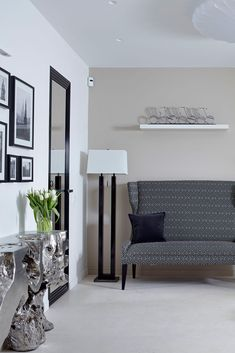 Дизайн интерьера квартиры в Москве от Alexandra Fedorova
