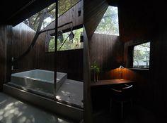 Hiroshi Nakamura & NAP architecture.
