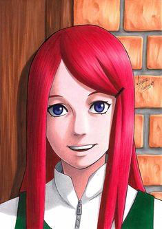 Naruto And Kushina, Sasuke Uchiha, Hinata, Naruhina, Boruto, Naruto Drawings, Japanese Anime Series, Fanart, Anime Art