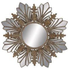 Woodland Imports D cor Wall Mirror