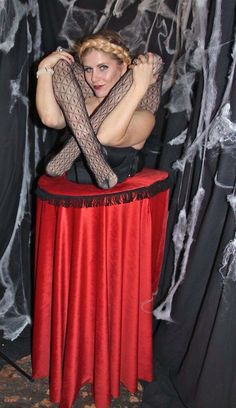 Epic contortionist costume