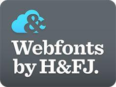 H&FJ Cloud Typography