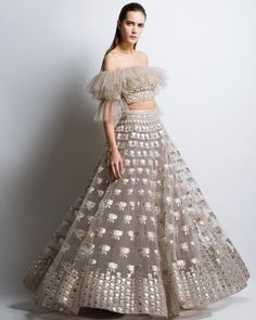 Engagement/Sagan Outfit Inspirations for Every Kind of Bride Out There! Engagement/Sagan Outfit Inspirations for Every Kind of Bride Out There! Lehenga Choli Designs, Bridal Lehenga Choli, Indian Wedding Outfits, Bridal Outfits, Indian Outfits, Wedding Dresses, Indian Lehenga, Indian Gowns Dresses, Pakistani Dresses