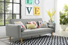 Living in a shoebox   Twelve great-looking sofa beds that won't cramp your style