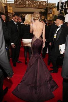 Taylor Swift in Donna Karan Atelier