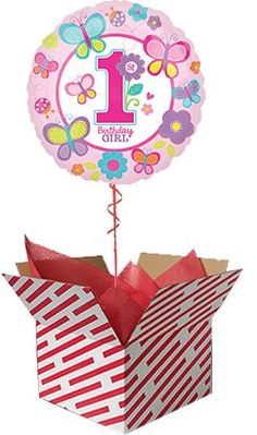 Sweet 1st Birthday Girl Balloon Gift Gifts For 18th Birthday, 1st Birthday Girls, 60th Birthday Balloons, Balloon Gift, 1st Birthdays, 50th, 21st, Big, Sweet