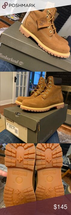 40 Best timberland 6 inch boots images | Timberland 6 inch
