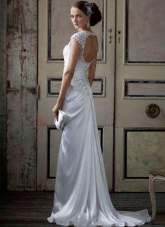 David's Bridal T3342 Wedding Dress