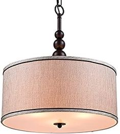 DANXU Lighting Vintage 3-Light Kitchen Chandeliers Oil Rubbed Bronze Drum Shade Gauze Etamine Hanging Pendant Light#3light #bronze #chandeliers #danxu #drum #etamine #gauze #hanging #kitchen #light #lighting #oil #pendant #rubbed #shade #vintage Kitchen Chandelier, Kitchen Lighting, Chandelier Lighting, Chandeliers, Modern Pendant Light, Hanging Pendants, Drum Shade, Mini Pendant, Oil Rubbed Bronze