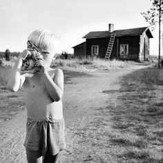 Ismo Hölttö, Boy hiding his face behind handkerchief, Savonia Pedro Martinelli, Olivia Parker, Teak Rocking Chair, Gallery Website, Arctic Circle, Poor Children, Love Wallpaper, Black And White Pictures, Cool Boots