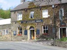 The Anglers Rest Pub in The Peak District from PeakDistrict.co.uk