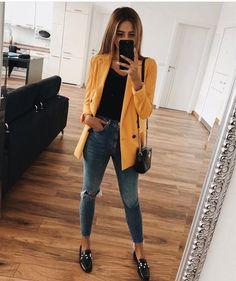 29 magnifiques looks pour femme tendance printemps 2019