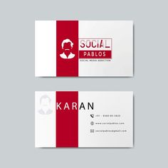 Social Pablos is Social Media Agency, which make your pages addicted to audience. Visiting Card Design, Addiction, Social Media, Graphic Design, Make It Yourself, Cards, How To Make, Social Networks, Maps