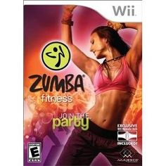 New Majesco Sales Zumba Fitness Music/Dance Video Game Wii Platform Nine Different Dance Styles (Video Game)  http://www.amazon.com/dp/B0052GSKW2/?tag=goandtalk-20  B0052GSKW2