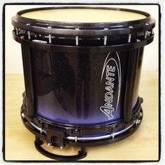 Inveraray & District Pipe Band's new Andante Next Generation Reactor snare drums.