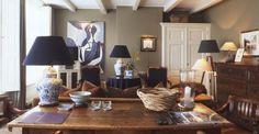 717 B & B, Vignettes, Color Schemes, Rugs, Home Decor, R Color Palette, Farmhouse Rugs, Decoration Home, Room Decor