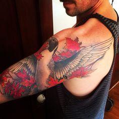 Full circle tattoo