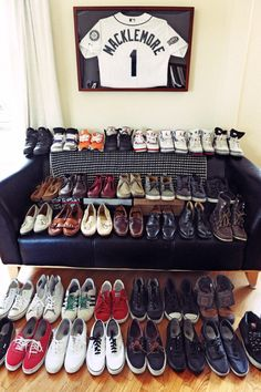 Macklemore's Collection.