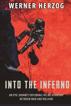 The first poster for Werner Herzog's Into the Inferno