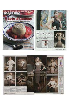 The Sunday Business Post Magazine Bank Holiday Recipes, Press Release, Sunday, Magazine, Business, Style, Swag, Domingo, Magazines