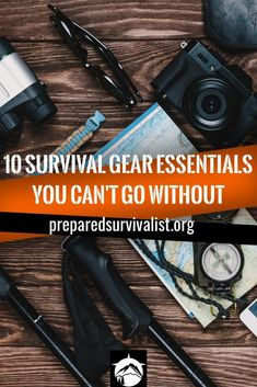 When disaster strikes and you have to survive for then these 10 survival gear essentials should be in your survival kit. Survival Essentials, Survival Supplies, Urban Survival, Survival Food, Wilderness Survival, Outdoor Survival, Survival Prepping, Survival Skills, Survival Hacks