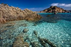One of the most beautiful places I have ever been -- La Maddalena, Sardegna Italy