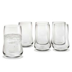 Future Glass 6-Pakk 25 cl, Klar, Holmegaard