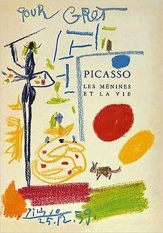 Pablo Picasso, Les Menines Et La Vie, 1959, Roshkowska Galleries