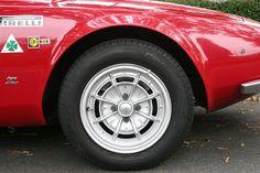 Campagnolo Electron Wheel(Alfa Romeo Junior Z):::⊽:::