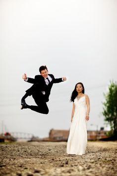 goofy wedding-photo-ideas