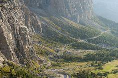Passo Gardena, Südtirol/Alto Adige, Italy