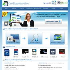 Recover Lost Or Deleted Files In 3 Steps. 100% Risk Free! Support All Camera Memory Card, Such As Sd Card, Xd Card, Cf Card, Etc. Support All Camera Brands And Almost All Raw File Formats. See more! : http://get-now.natantoday.com/lp.php?target=sdrecovery
