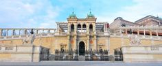 Castle Bazaar Budapest For the most of us Castle Garden Bazaar – today a jewelry box of architecture at the bottom of Buda Castle – means the place where the almost cultic club of Budapest, the Budai. Buda Castle, Budapest, Notre Dame, Mansions, Architecture, House Styles, Building, Places, Arquitetura