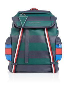Tommy Hilfiger Wanderlust Backpack - House of Fraser House Of Fraser, Luggage Sets, Suitcase, Tommy Hilfiger, Wanderlust, Backpacks, Bags, Shopping, Handbags