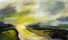 Mecklenburg, 2011 - Acryl/LW (60 x 100 cm)                                                                                                                                                                                 Mehr