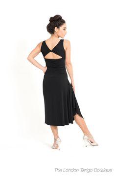 Simple and elegant Tango dress Tango Dancers, Tango Dress, Dance Dresses, Boutique, Formal Dresses, Elegant, Simple, Cloths, Amy