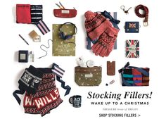 Shop the latest in British styles for Men and Women. Stocking Fillers For Men, Stocking Stuffers For Men, Christmas Stocking Fillers, Christmas Stockings, Christmas Makes, Christmas Ideas, Christmas Gifts, Holiday, Partridge
