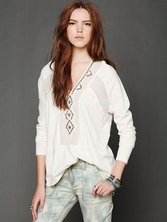 New color! Free People Focus on Center Top http://www.freepeople.com/whats-new/focus-on-center-top/
