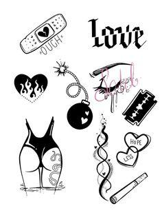 hippie tattoo 364791638570373896 - Source by martinwinockjes Flash Art Tattoos, Dope Tattoos, Mini Tattoos, Body Art Tattoos, Small Tattoos, Tattos, Trippy Drawings, Pencil Art Drawings, Art Drawings Sketches