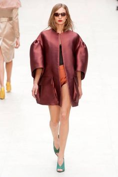 London Fashion Week burberry prorsum
