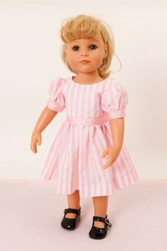 MILLY MOLLY MANDY FOR MED DOLLS 18-20inc 45- 50 cm