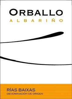 Orballo albarino, Rias Braixas, ripe aromatics with layers of peach, floral, and apple notes, generous on the palate, minerality, $14
