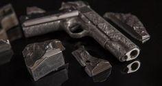 A $4.5 Million 'Meteorite Pistol'? A $10,000 Mammoth Tooth Gun?
